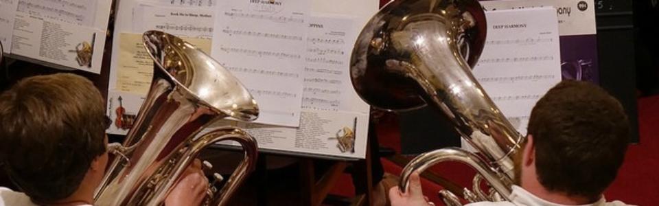 Festival Thursday euphoniums WIDE
